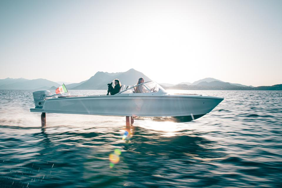 FORBES: Candela speedboats are going to revolutionize boat travel